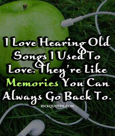 Never mind the quote.. What's with the earphones plugged into an apple... Wrong kind of apple guys...
