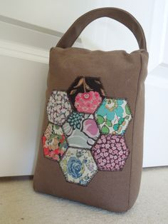 Doorstop - Cotton with Liberty fabric applique 1.3kg ( filled with rice for indoor use)