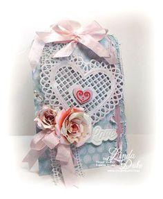 1-29-14 Linda Duke Spellbinders Lacey Heart