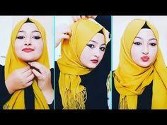 أكثر من 20 لفات حجاب من أروع وأجمل لفات حجاب /لفات حجاب بسيطة لكن انيقة✔ لكل يوم ولجميع المناسبات✔ - YouTube
