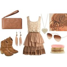 Cowgirl Love # 4