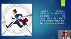 Italo Svevo - Parte III (La coscienza di Zeno, la poetica)  #leggere #libri #letteratura #maturità #italiano