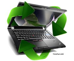 Recycle ur old laptop