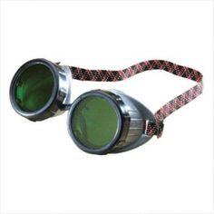 Flexible/Rigid Frame Welding Goggles - VGSH5 SEPTLS280VGSH5, Green