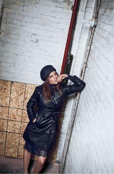 Julia Restoin-Roitfeld stars in Mango Journeys campaign
