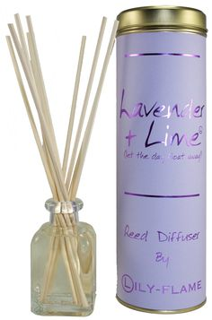 Lavender & Lime. Let the Day Float Away! A Classic heavy scented lavender blended with a contemporary citrus edge. Ahh!