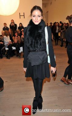 Picture - Olivia Palermo and London Fashion Week , Monday 20th ...