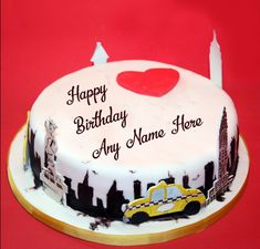 Wish You Happy Birthday Cake With Name Editor Hbd Cake Happy