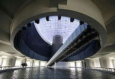 The Tsunami Museum in Aceh, Indonesia, designed by local architect Ridwan Kamil. Aceh, Indonesia