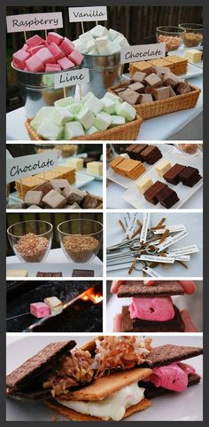 F ood bars at weddings have become quite popular lately. Create a wedding bar for your guests and you will make your wedding reception a par...