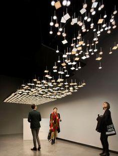 Dispersion - Suspension OLED Light by Blackbody Interior Lighting, Home Lighting, Lighting Design, Luxury Lighting, Oled Light, Instalation Art, Luminaire Design, Stage Design, Lighting Solutions