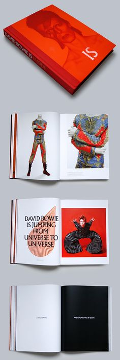 Bowie exhibition book by Jonathan Barnbrook (2013)    http://virusfonts.com/news/2013/04/david-bowie-is-the-subject-of-this-book/