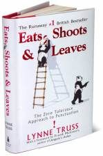 funny funny book by Lynne Truss