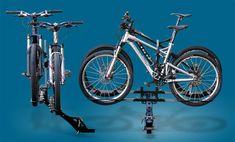 iSi Advanced Bicycle Carrier and Bike Rack Systems Truck Bike Rack, Hitch Bike Rack, Bike Carrier Rack, Land Cruiser 80, Racking System, Roof Rack, Mountain Biking, Kayaking, Camper