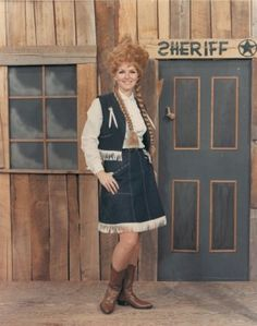 If you are of a certain age and from Nebraska, you might remember Cartoon Corral and Kalamity Kate.