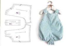 Выкройки детской одежды   Самоделки