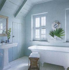 Beach Cottage Love: Saltbox in the Bahamas