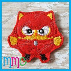 Iron Owl Feltie