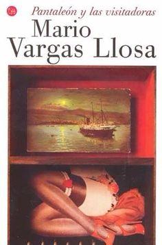 PANTALEON Y LAS VISITADORAS   MARIO VARGAS LLOSA  MEJORESLIBROS