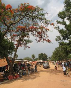 Bunkeya ~ Democratic Republic Congo So much like so many other places in Africa