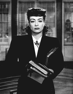 Mildred Pierce, 1945, was a resounding critical and commercial success. It epitomized the lush visual style and the hard-boiled film noir sensibility that defined Warner Bros. movies of the later 1940s, earning Joan Crawford the Academy Award for Best Actress in a Leading Role.