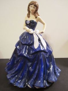 Royal Doulton Hannah HN 5797 Celebrating John Bromley Figurine New In Box