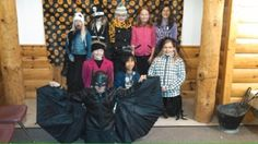 Our Girl Scouts know how to have a spooky good time! Read about their ghoulish endeavors:: http://wp.me/p1Y2Xo-xv!