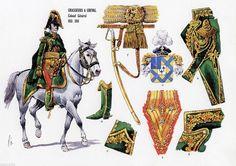 Le Plumet Rigo Uniform Print 140 Colonel General of Chasseurs 1 Print | eBay