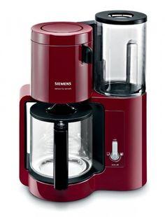 Chollazo!! Cafetera Siemens TC80104 por 20,91 euros!! 75% de descuento!!