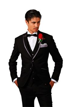 grooms wedding suits | Groomed to perfection - Easy Weddings Blog