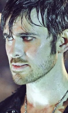 Colin O'Donoghue -Killian Jones - Captain Hook  on Once Upon A Time 6x6