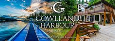 Save on a Stay for Two+ in 1 of 6 Select Rooms, Suites & Vacation Houses at Gowlland Harbour Resort on Quadra Island! Includes Hot Breakfast Both Days! National Geographic Travel, Harbor View, Stay The Night, Small Island, Marine Life, The Locals, West Coast, Continental Breakfast, Explore