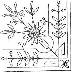 1886 Ingalls Ornate Floral Corner by jeninemd, via Flickr