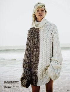 0015ef02d8a4f rackk and ruin  OVERSIZED KNITS Knitwear Fashion