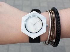 Like A Rolex For Michelangelo, This Watch Is Made Out Of Marble | Co.Design | business + design