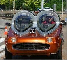 Weird Cars | STRANGE CUSTOM CARS & TRUCKS - BIG EYES