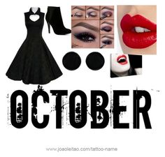 """""""Halloween bby!!!!!!!"""" by reyawilber on Polyvore featuring beauty, ALDO, Charlotte Tilbury and AeraVida"""