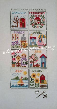 Calendario perpetuo #4