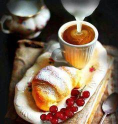 #colazioneitaliana Il gusto della vita...Buona giornata