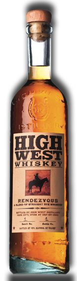 Excellent rye whiskey, unfortunately they don't distribute to Texas so I'll be bringing a case from Park City!
