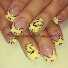 #nails #nailart #nailpro #nailsmagazine #shellac #cheese #mice