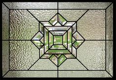 Let the light into your home with a contemporary stained glass window from Scottish!
