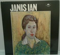 JANIS IAN Self Titled 33 RPM VINYL LP Society's Child YGB Janey's Blues 6058 EX