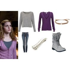 Hermione Granger Half Blood Prince (Outfit 5)