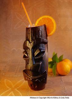 MIEHANA - God of the Orange Grove - Mug and Cocktail by Miehana, via Flickr