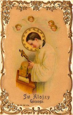 St. Aloysius - one of my favorites!!