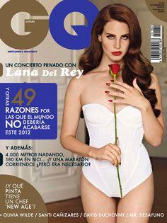 Lana del Rey GQ