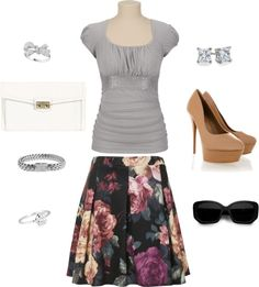 """Ready for spring"" by amanda-stogner on Polyvore"