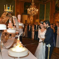 Wedding Dinner: Prince Carl Philip and Sofia Hellqvist's Royal Wedding
