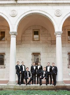 Every Bookworm Needs to Admire This Romantic Boston Public Library Wedding! Classic Architecture, School Architecture, Boston Public Library Wedding, Our Wedding, Dream Wedding, Peonies And Hydrangeas, Great Love Stories, Garden Shop, Grand Staircase